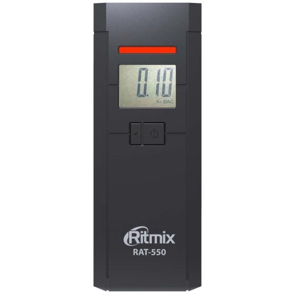 Алкотестер Ritmix RAT-550 фото