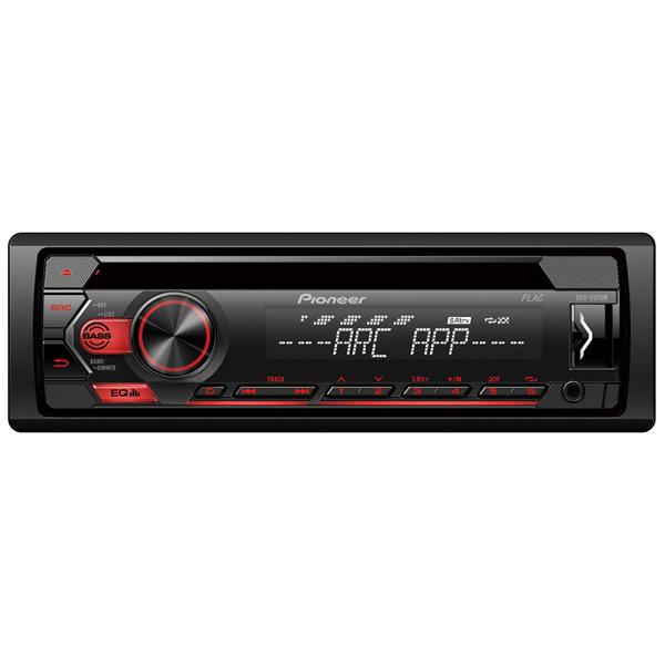 Автомобильная магнитола с CD MP3 Pioneer DEH-S121UB