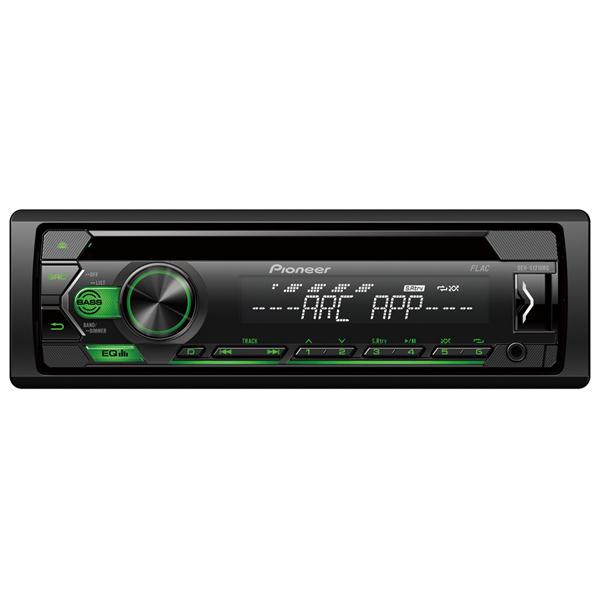 Автомобильная магнитола с CD MP3 Pioneer DEH-S121UBG