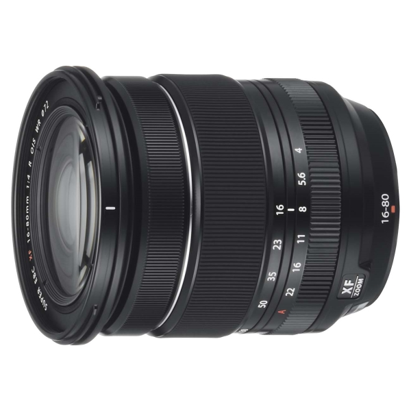 Объектив Fujifilm XF16-80mm f/4 R OIS LM WR Black