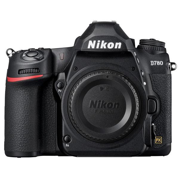 Фотоаппарат зеркальный премиум Nikon — D780 Body