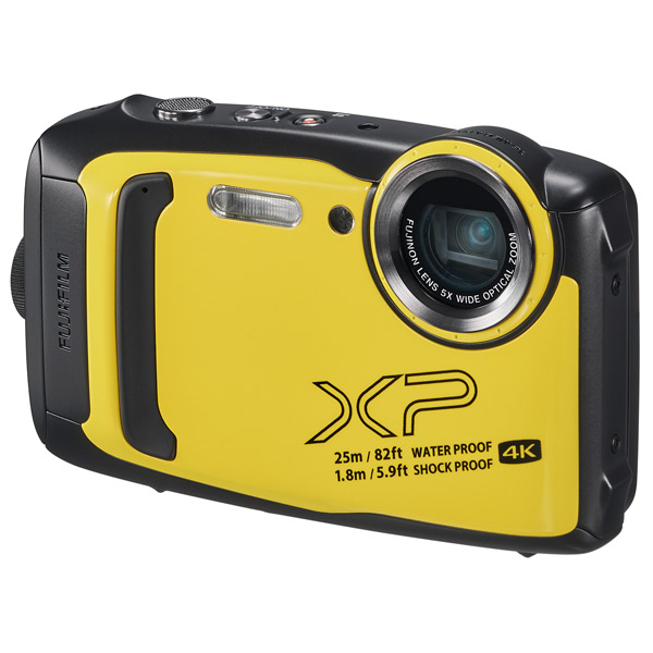Фотоаппарат компактный Fujifilm FinePix XP140 Yellow