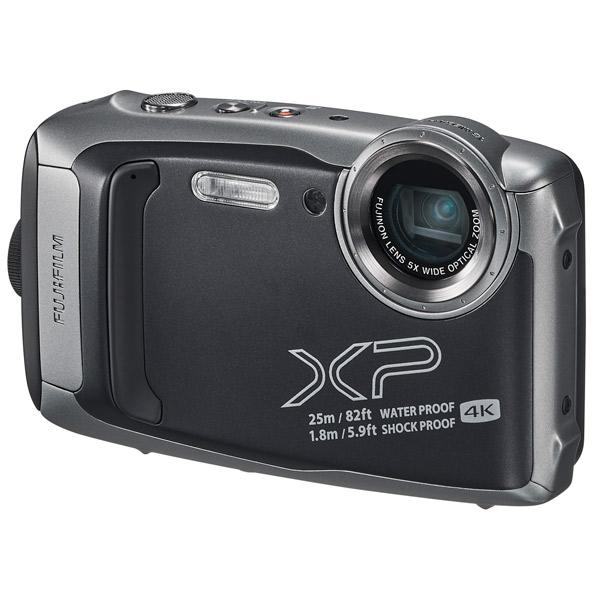 Фотоаппарат компактный Fujifilm FinePix XP140 Dark Silver