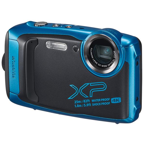Фотоаппарат компактный Fujifilm FinePix XP140 Sky Blue