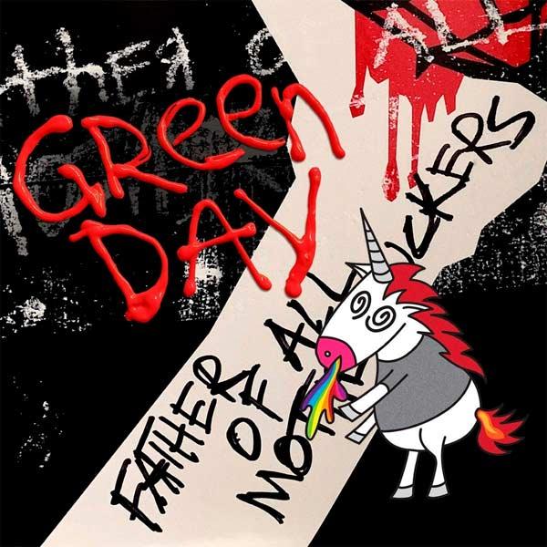 Виниловая пластинка Warner Music Green Day:Father Of All