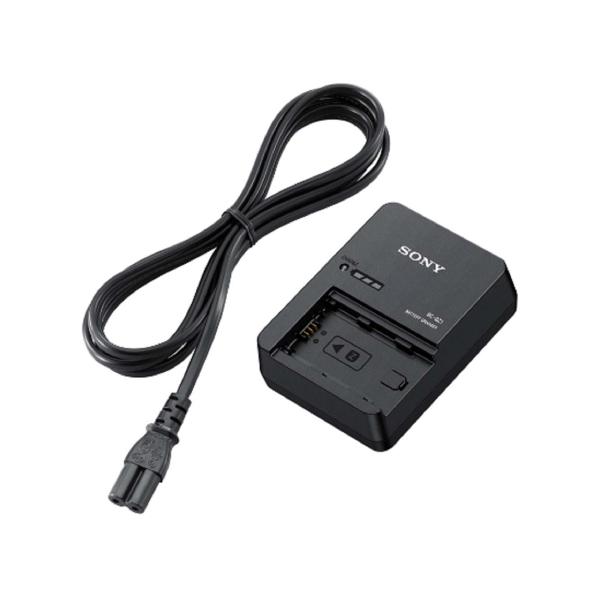 Зарядное устройство для циф.фотоаппарата Sony BC-QZ1 черного цвета