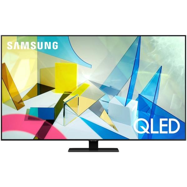 Купить Телевизор Samsung QE75Q80TAU в каталоге интернет магазина М.Видео по выгодной цене с доставкой, отзывы, фотографии - Ростов-на-Дону
