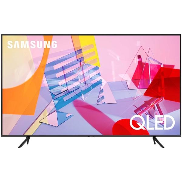 Купить Телевизор Samsung QE43Q67TAU в каталоге интернет магазина М.Видео по выгодной цене с доставкой, отзывы, фотографии - Улан-Удэ