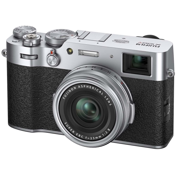 Фотоаппарат компактный премиум Fujifilm — X100V Silver