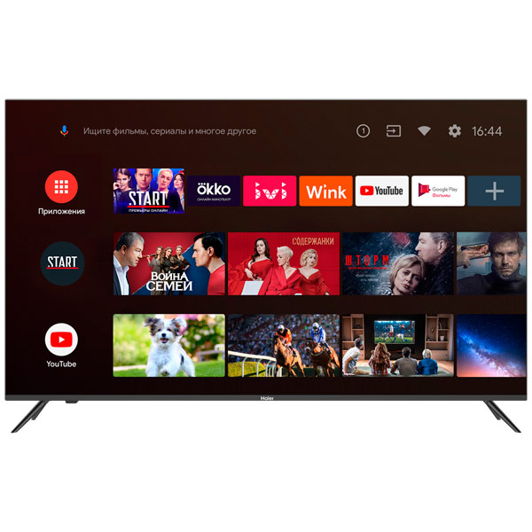 Телевизор Haier — LE50K6700UG