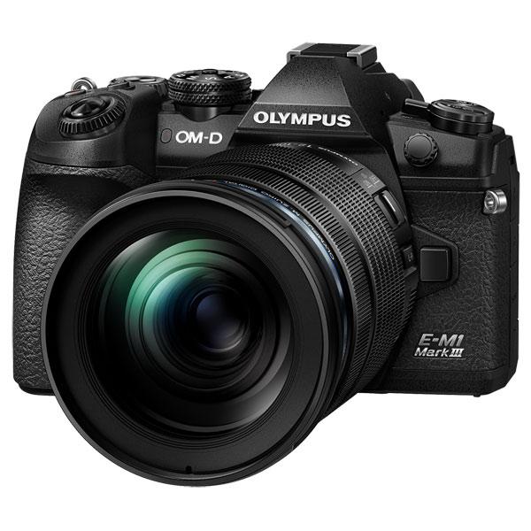 Фотоаппарат системный Olympus E-M1 Mark III 12-100mm PRO