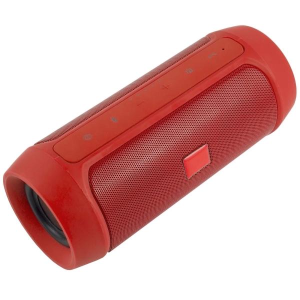 Беспроводная акустика Red Line Tech BS-02 Red (УТ000017805)