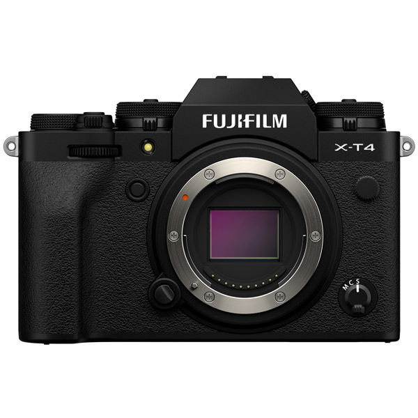 Фотоаппарат системный премиум Fujifilm X-T4 Body Black