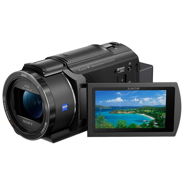 Видеокамера цифровая 4K Sony FDR-AX43/BC