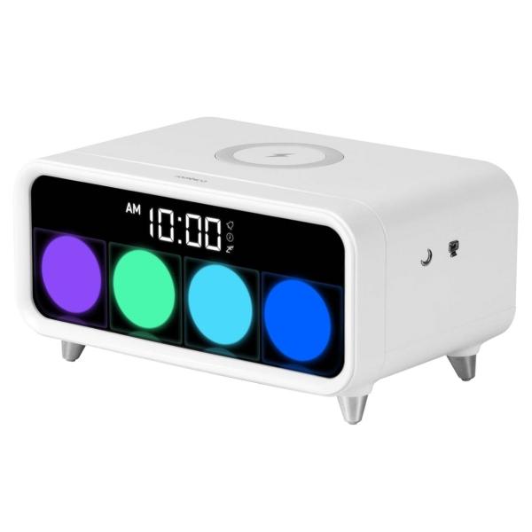 Часы-будильник Rombica Timebox 1 (ABD-001)