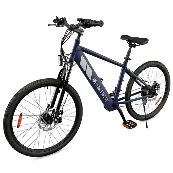 Электрический велосипед HIPER HE-B63 серого цвета