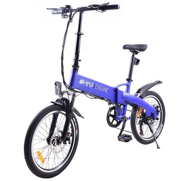 Электрический велосипед HIPER HE-BF204