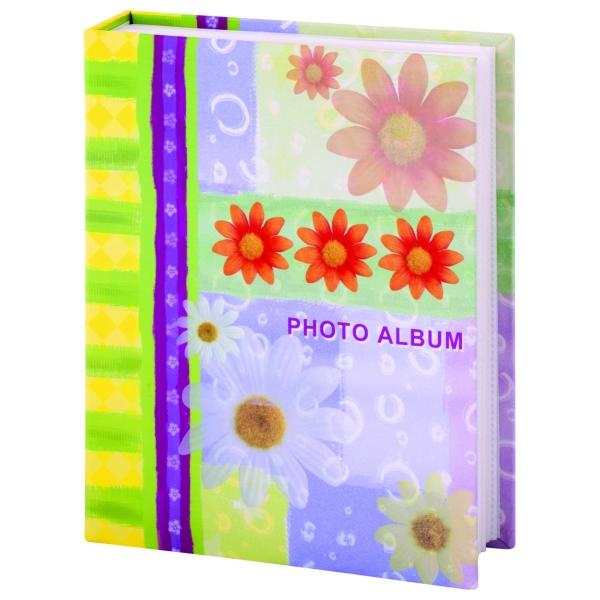 Альбом для фотографий Brauberg 390670 на 200 фото 10*15см, Настроение