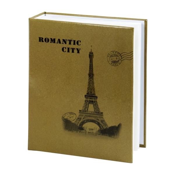 Альбом для фотографий Brauberg 391122 на 200 фото 10*15см, Париж
