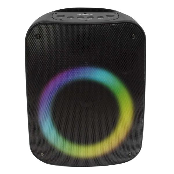 Музыкальный центр Micro Telefunken TF-PS2104 черного цвета