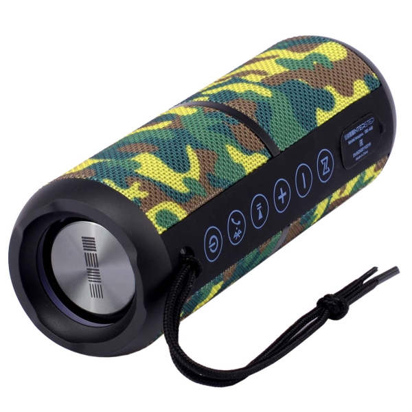 Беспроводная акустика InterStep SBS-440 Camouflage (IS-LS-SBS440RCF-000B210)