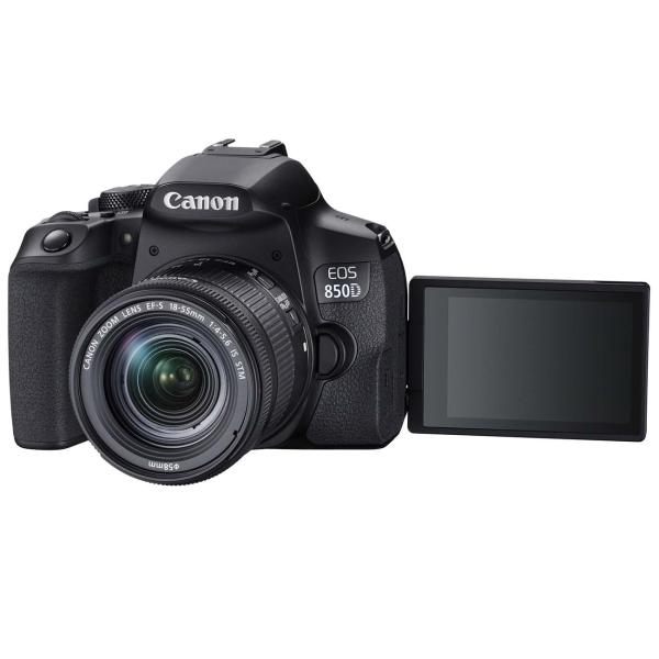 Фотоаппарат зеркальный Canon EOS 850D Kit 18-55mm S CP