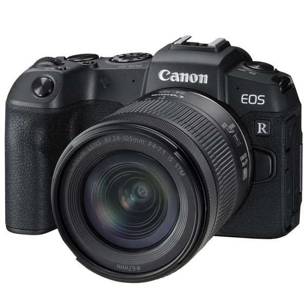 Фотоаппарат системный Canon EOS RP RF 24-105 F4-7.1 IS STM