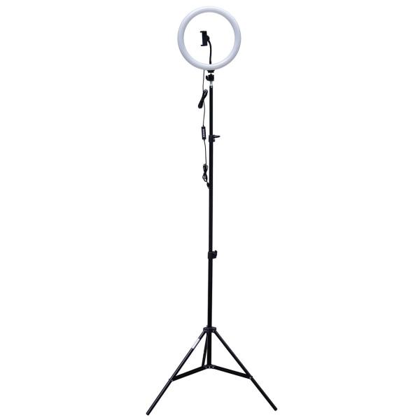 LED осветитель для смартфона Rekam RL-31 LED Kit цвет 2700-8000k