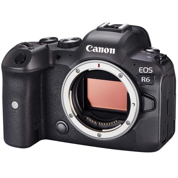 Фотоаппарат системный Canon EOS R6 Body