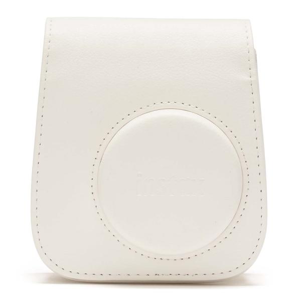 Чехол Fujifilm Instax Mini 11 Ice-White белого цвета