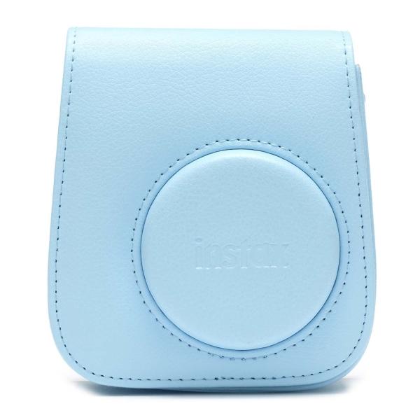 Чехол Fujifilm Instax Mini 11 Sky-Blue голубого цвета