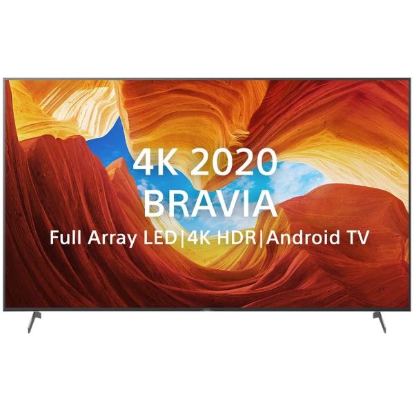 Телевизор Sony KD-55XH9077