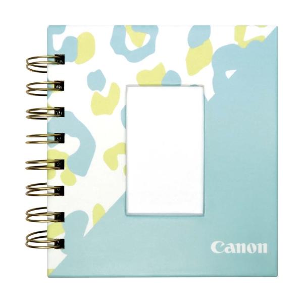 Альбом для фотографий Canon MC-PA004 для Zoemini бирюзового цвета