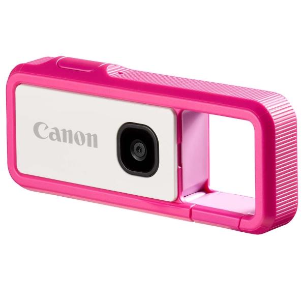 Видеокамера Full HD Canon IVY Rec Pink