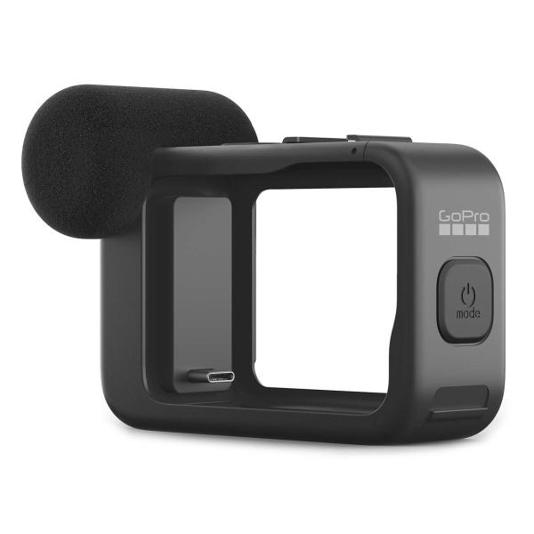 Медиамодуль со встроенным микрофоном GoPro ADFMD-001 Media Mod черного цвета