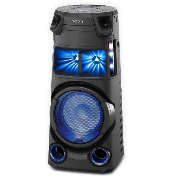 Музыкальная система Midi Sony MHC-V43D цвет красный/зеленый