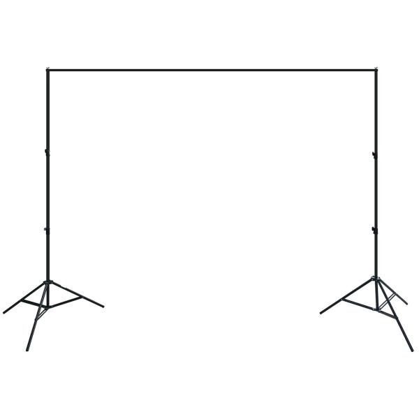 Комплект для установки фона Rekam BH-244-300 Kit черного цвета