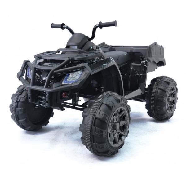 Электроквадроцикл R-Wings ATV с пультом управления 2.4G 4x4,Black (RWE0909)