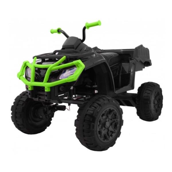 Электроквадроцикл R-Wings ATV с пультом управления 2.4G 4x4,Green (RWE0909)