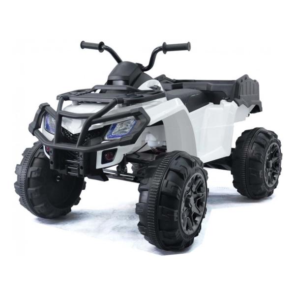 Электроквадроцикл R-Wings ATV с пультом управления 2.4G 4x4,White (RWE0909)