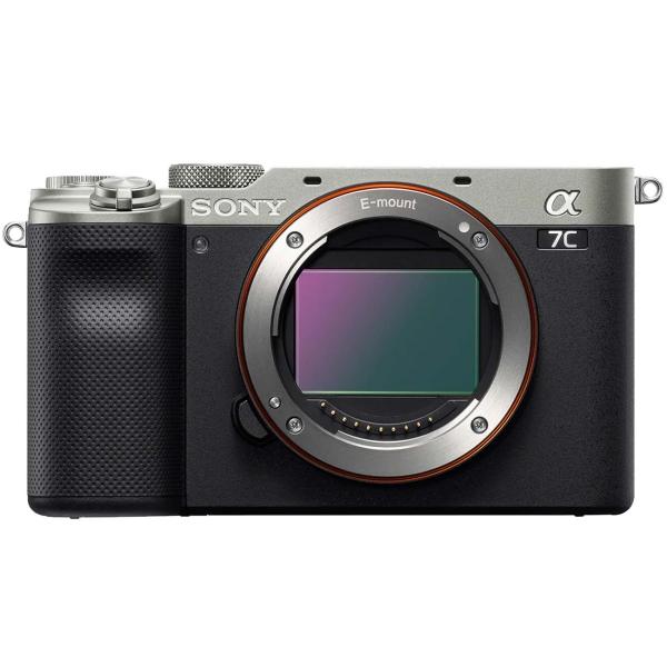 Фотоаппарат системный Sony Alpha 7C Body Silver