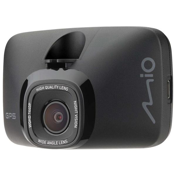 Видеорегистратор Mio MiVue 812 Black (5415N6600003)