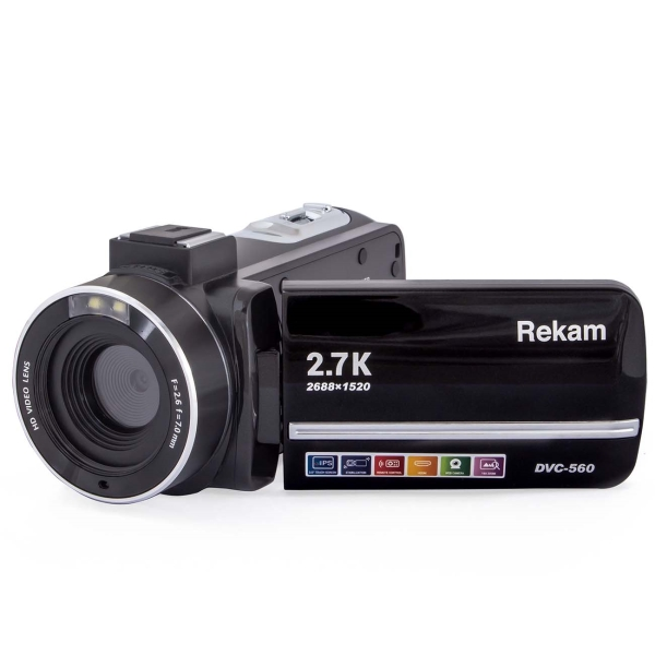 Видеокамера Full HD Rekam DVC-560