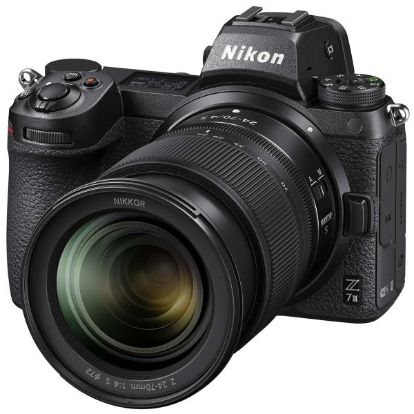 Фотоаппарат системный Nikon Z 7II Black Kit 24-70mm