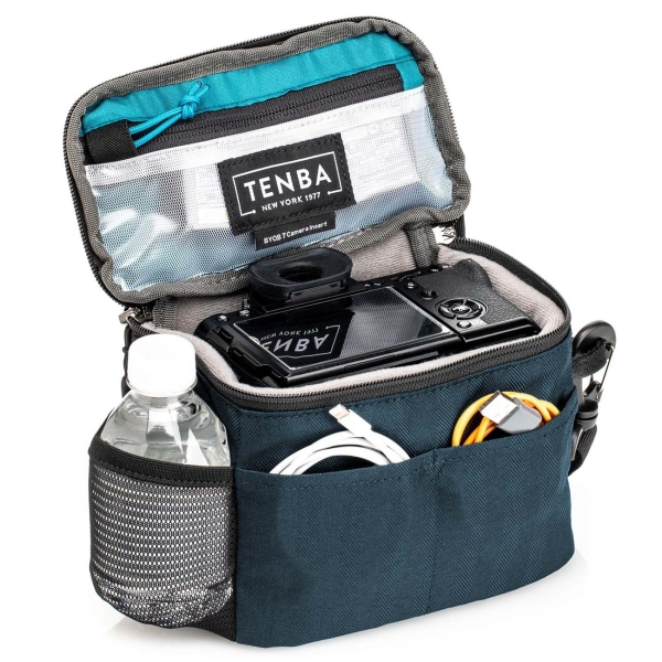 Сумка Tenba Tools BYOB 7 Camera Insert Blue (636-627)