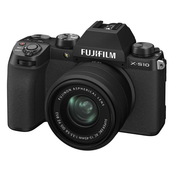 Фотоаппарат системный Fujifilm X-S10 15-45mm