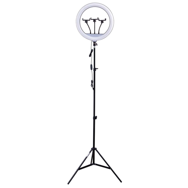 LED осветитель Rekam RL-36 LED Kit цвет 2700-6500 k