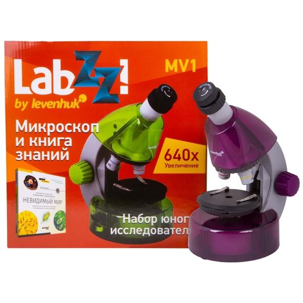 Микроскоп Levenhuk
