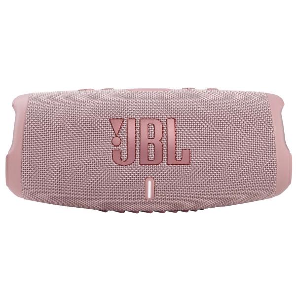 Беспроводная акустика JBL Charge 5 Pink