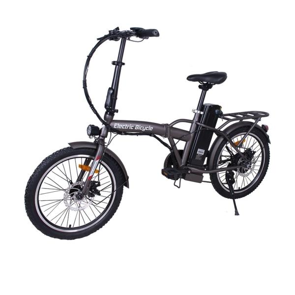Электрический велосипед HIPER HE-BF200 Metallic